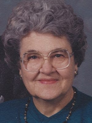 Venita Shellady, 96