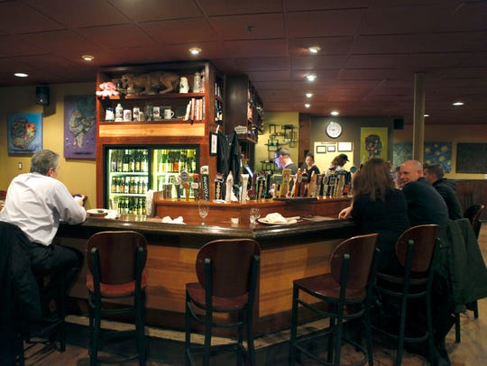 Tap and Mallet, a pub in Rochester's South Wedge neighborhood