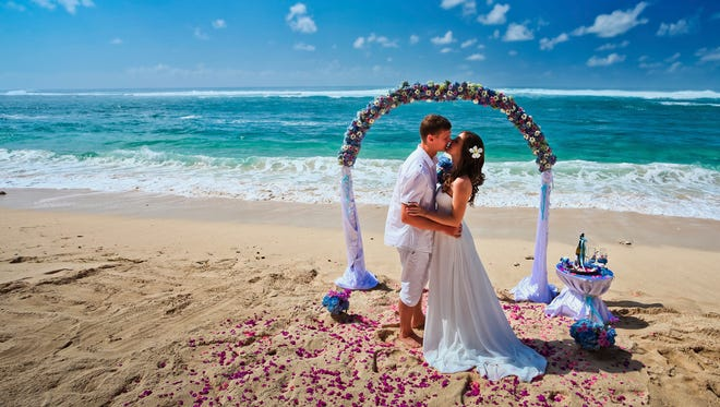 As the average cost of a traditional ceremony and reception skyrockets, more couples are choosing a personalized destination wedding experience.