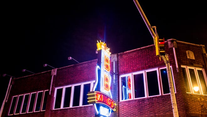 September 18, 2017 - Itta Bena serves contemporary Southern cuisine on Beale street located on the third floor of BB King's.