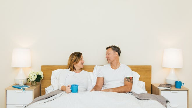 Adrianne and Aaron Kautz are the founders of One Fresh Pillow, an online only, Tallahassee-based pillow retailer that will soon offer a subscription option.