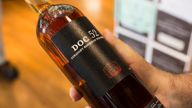 May 23, 2018 - Doc's Wine, spirits and More will start selling the 179 bottles of its own store-brand bourbon on Saturday.