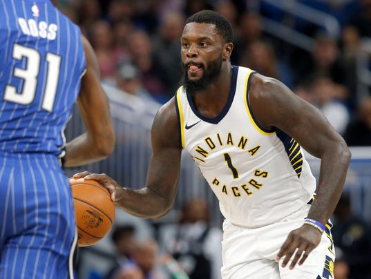 NBA: Indiana Pacers at Orlando Magic