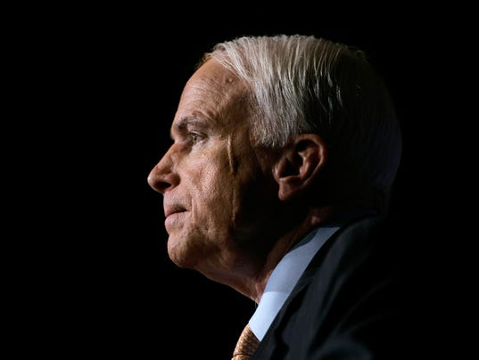 Why John McCain is a study in contradictions
