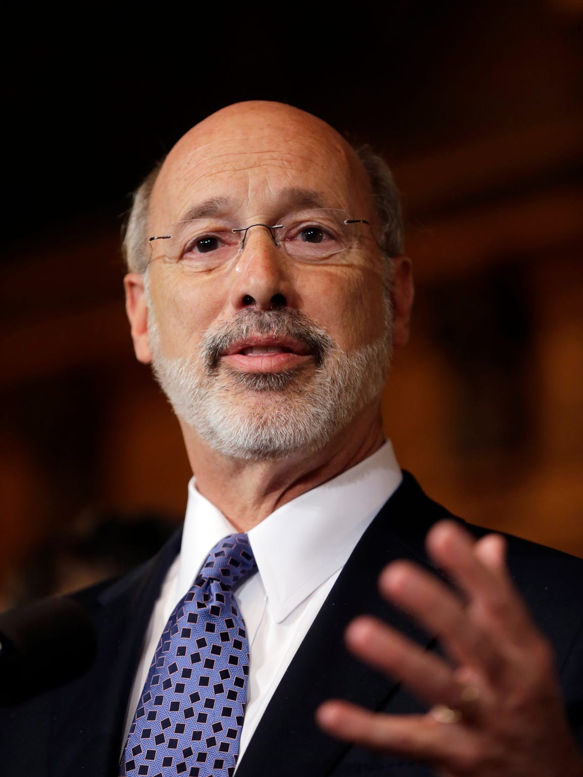 Under Gov. Tom Wolf, the Pennsylvania Department of