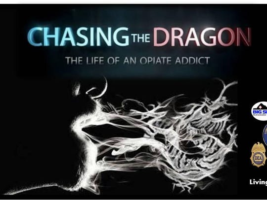 "More than 3,500 people viewed ""Chasing the Dragon,"""