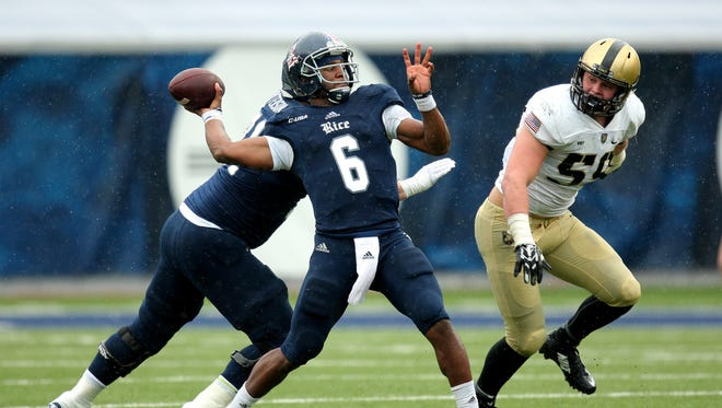 The Rice Owls come to the Sun Bowl on Friday to the play the Miners.