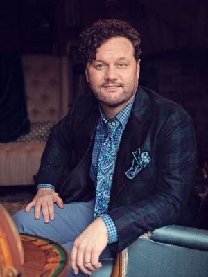 David Phelps will perform in Montgomery on Thursday.