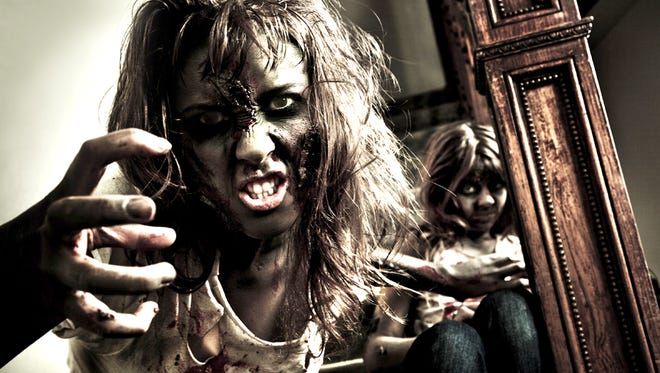 The Haunt at Rocky Ledge takes place weekends, Oct. 14-30, complete with creepy cornfields,  blood curdling screams, and Clydes House of Horror.