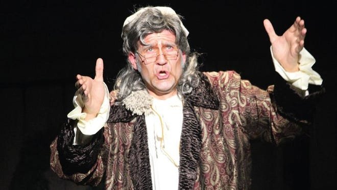 """A long-running local tradition continues as the Spring Lake Theatre Company's """"Scrooge"""" returns for the first of 12 performances tonight."""