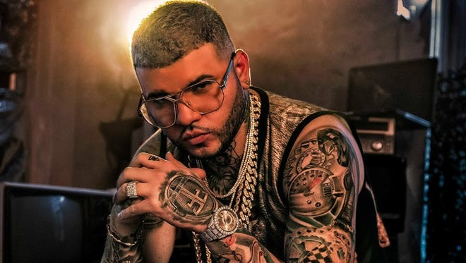 Tickets to see singer Farruko go on sale at 10 a.m. Saturday.