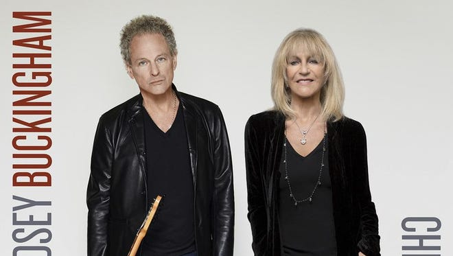 Buckingham McVie will perform at the Louisville Palace Nov. 5.