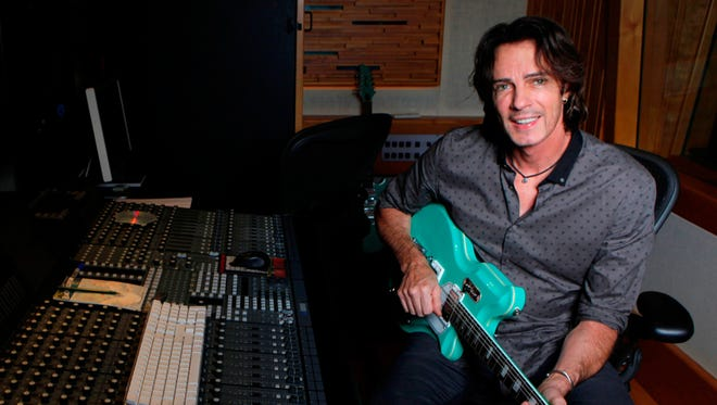 """Rick Springfield will perform solo versions of his songs, including """"Jessie's Girl"""" and """"Don't Talk to Strangers,"""" when his """"Stripped Down"""" tour comes to the Mayo Performing Arts Center tomorrow night."""