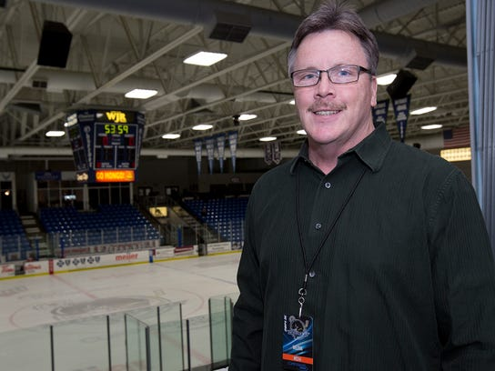 Covering the Plymouth Whalers was a labor of love for