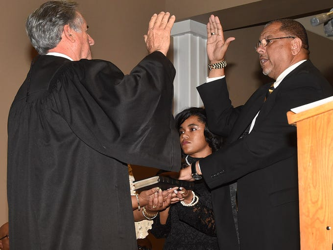 City of Opelousas 2019 Inaugural Ceremony held Sunday