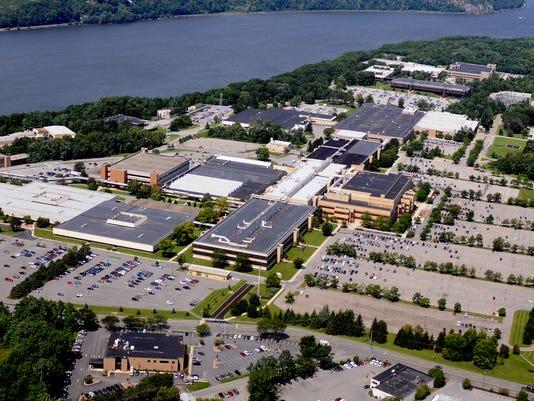 IBM Poughkeepsie aerial