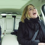 Who needs the radio with Adele as a driving companion?