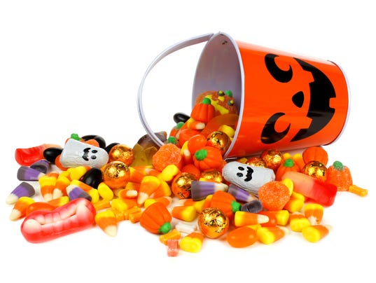 The best and worst Halloween candy for kids' teeth