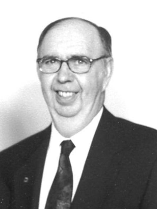 Birthdays: Wilbur (Bill) Luehn