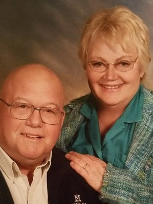 Anniversaries: Bill Habel & Lynn Habel