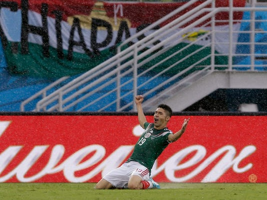 Brazil Soccer WCup Mexico Cameroon (15)