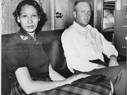 This Jan. 26, 1965 file photo shows Mildred Loving