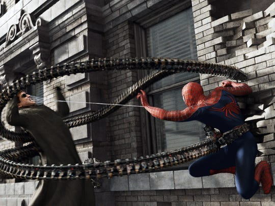 Tobey Maguire's Spidey took on Alfred Molina's Dr.
