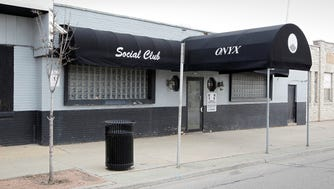 The Onyx Social Club & Restaurant surrendered its licenses Monday.