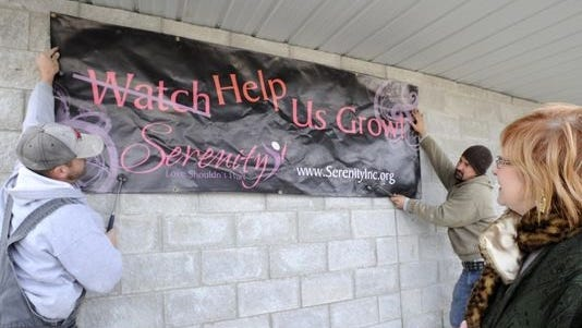 Serenity received a $64,000 grant through The Baxter International Foundation to expand its current services.