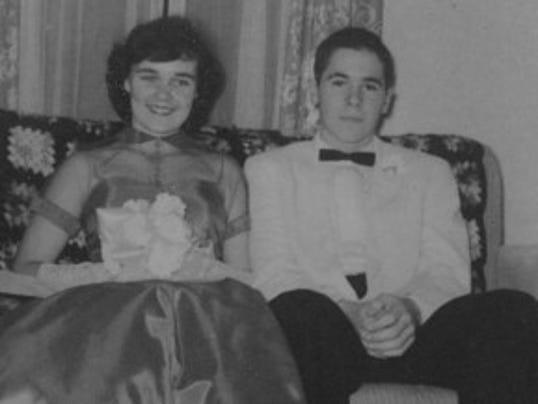 Engagements: Gene Simpson & Claire Simpson
