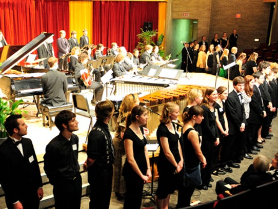 The 18th annual Soiree Musicale will take place April