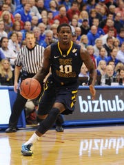 Eron Harris averaged 17.2 points as a sophomore at