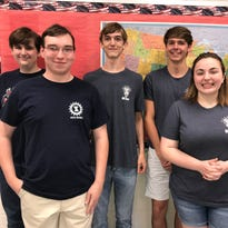 WMHS quiz bowl team heading to nationals