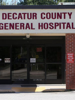 The Decatur County General Hospital in Parsons is on the brink of closure.