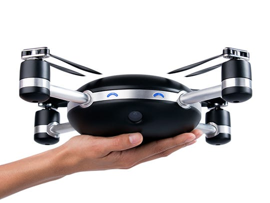 The Lily Flying Camera.