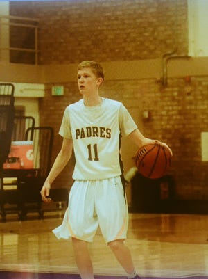Mason Stark owns the state record for made consecutive free throws at 46.