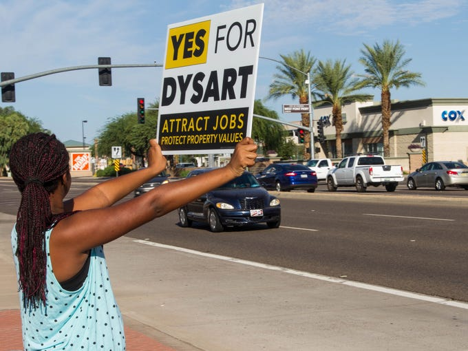 Dysart Unified School District override vote shows divide