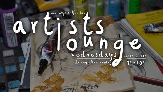 Create art, learn techniques, network and chug a java brew all in one #CoolDowntown place 7-10 p.m. Wednesday
