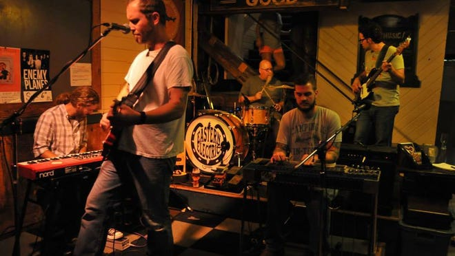 Local act Eastern Electric will perform Aug. 12 at Dogfish Head in Rehoboth Beach.