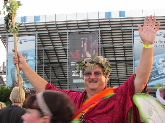 The Finger Lakes Wine Festival, including a toga party, returns to Watkins Glen International.