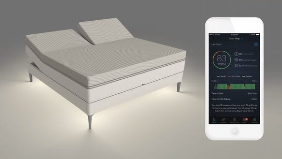 The Sleep Number 360 Smart Bed