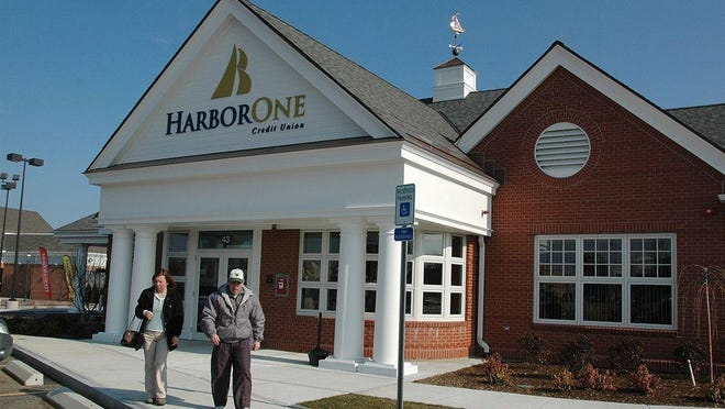 An undated file photo of HarborOne Bank's Raynham branch located at 500 South St. West.
