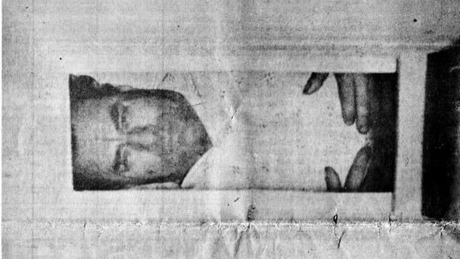 Frank Allen only made it through 73 of the 100 day live burial timeline he had set for himself in Ripley in 1963.