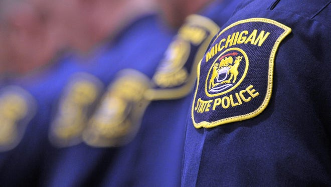 Michigan State Police say they 'follow the Constitution' and working to write policies.