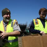 Hyde Park: Electronics, bicycles, other items get 'second life' at Earth Day drop-off