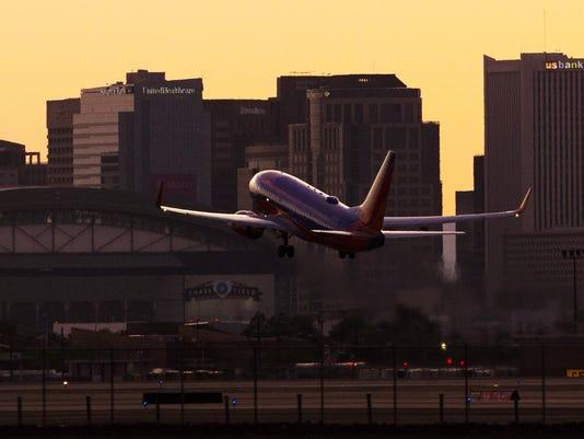 Flight path lawsuit