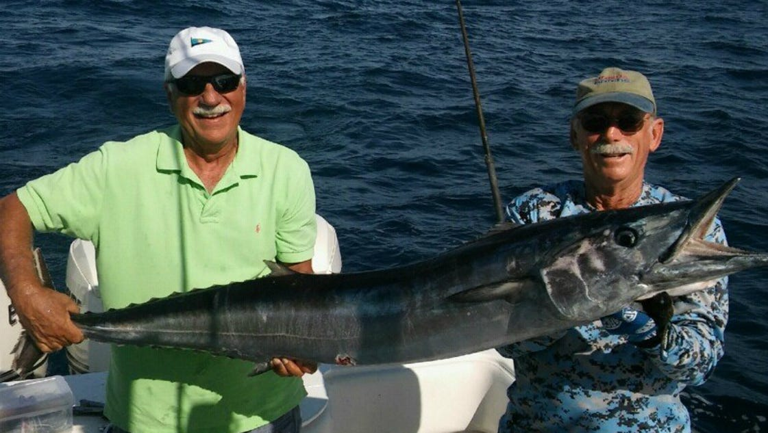 Treasure coast fishing report get out while it 39 s good for Treasure coast fishing report