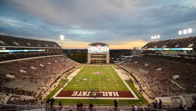 Mississippi State recorded nearly $6 million in profits in 2014.