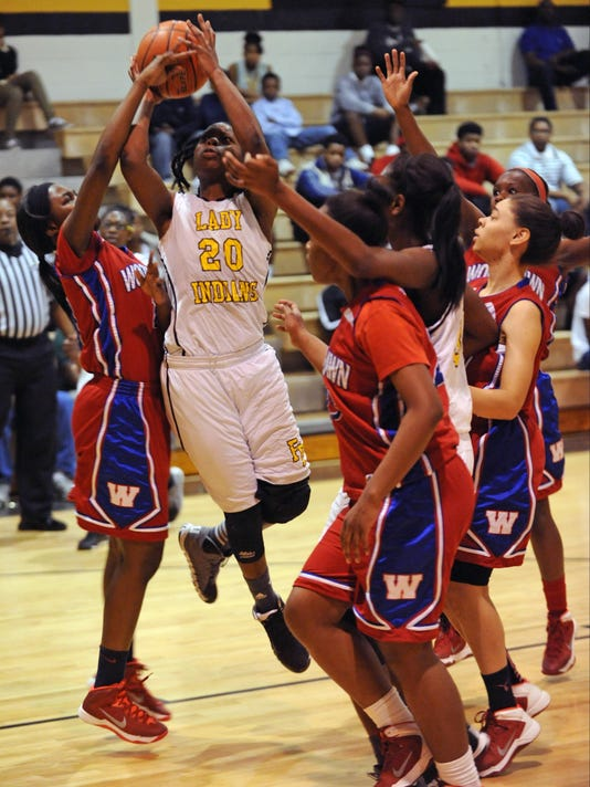 Ty'Ronica Foster action