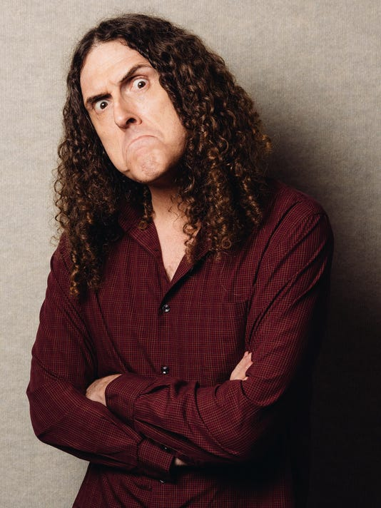 AP WEIRD AL YANKOVIC PORTRAIT SESSION A ENT USA CA
